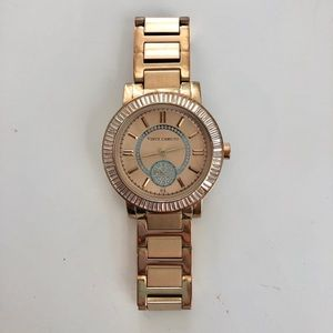 Gold Vince Camuto Watch (with extra links)
